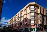 Hôtel Palencia - Hostal Algodon-1