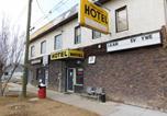 Hôtel Drumheller - Dinosaur Hotel & Newcastle Bar-4
