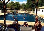 Camping en Bord de lac Gard - Camping Le Mas des Chênes-2