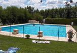 Camping avec WIFI Haute-Garonne - Camping Village de Vacances Lac Saint Georges-1