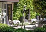 Hôtel 4 étoiles Vincennes - Le Pavillon de la Reine & Spa-2