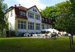 Hôtel Korswandt - Idyll Am Wolgastsee-3