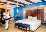 Hôtel Uxmal - Hacienda Inn-2