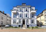 Location vacances Heringsdorf - Villa Carola - 100 m zum Strand-1