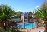 Hôtel Newquay - Porth Veor Manor Villas & Apartments-1