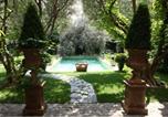 Hôtel 4 étoiles Villevieille - Jardins Secrets-1