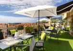 Hôtel Breil-sur-Roya - Best Western Hotel Mediterranee Menton-4