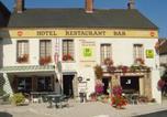 Hôtel Brugny-Vaudancourt - Hôtel Restaurant De La Place-1
