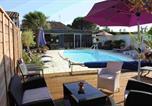 Location vacances Beurlay - Chambres d'Hôtes Le Logis du Port Paradis-2