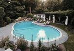 Hôtel Sonoma - Candlelight Inn Napa Valley-3