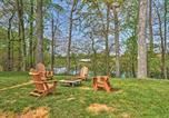Location vacances Fancy Gap - Dobson Farmhouse with Wraparound Porch and Fire Pit!-3