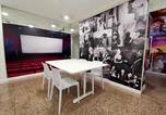 Hôtel Bari - Red Carpet rooms-2