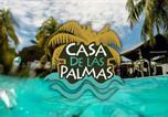 Hôtel Leticia - Hostel Casa de las Palmas-1