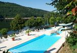 Camping avec Piscine Aveyron - Camping La Source -2