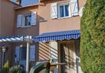 Location vacances Cuttoli-Corticchiato - Two-Bedroom Holiday Home in Sarrola Carcopino-1
