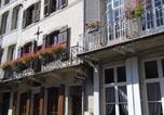 Location vacances Lorraine - Apartment Place du Bain-Romain-3