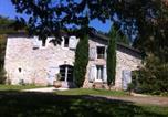 Hôtel Port-de-Lanne - La Caverie De Peyroux A Orthevielle (40300)-1