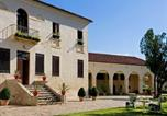 Location vacances Montagnana - Bright Holiday Home in Vicenza with Swimming Pool-2