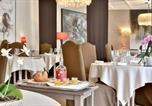 Hôtel La Coquille - Hotel Restaurant Charbonnel-3
