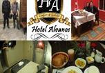 Hôtel Centre historique de Santa Ana de los Ríos de Cuenca - Hotel Alvanos-1