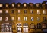 Hôtel Quingey - Best Western Citadelle-1