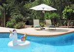 Location vacances Sant Josep de sa Talaia - Villa Torrent - Es Cubells / Cala Jondal-2