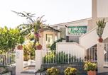 Hôtel Lipari - Hotel Residence Mendolita