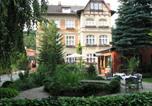 Location vacances Bernau bei Berlin - Anno 1900 Hotel Babelsberg-1