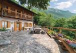 Location vacances Castello Tesino - Three-Bedroom Holiday Home in Lamon-1