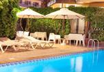 Hôtel Blanes - Hotel Xaine Park-4
