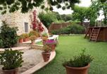 Location vacances Pals - Masia rural con piscina privada. Suri-2