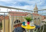 Location vacances Novalja - Apartments in city center Ventus-1