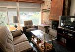 Location vacances Hortigüela - House with 4 bedrooms in Pradoluengo with wonderful mountain view and enclosed garden-2
