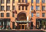 Hôtel Boston - Hilton Boston Downtown/Faneuil Hall-1