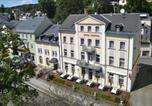 Hôtel Františkovy Lázně - Hotel Central-1