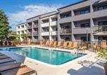 Hôtel Orlando - Courtyard by Marriott Orlando Airport-3