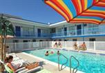 Hôtel North Wildwood - White Caps Motel-1