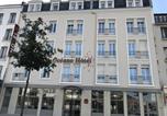 Hôtel Le Havre - Hotel The Originals Le Havre Océane Hôtel (ex Qualys-Hotel)-4