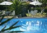 Hôtel Clohars-Fouesnant - Logis Les Bains De Mer-1