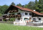Location vacances Grainau - Ferienwohnungen Wurzer Toni-1