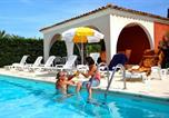 Hôtel Saint-Tropez - Résidence Odalys Le Jardin d'Artémis-2