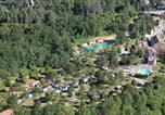 Camping avec Hébergements insolites Ardèche - Mas de Champel-1