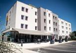 Hôtel Saint-Laurent-de-Mure - Première Classe Lyon Est - Saint Quentin Fallavier - Aéroport-1