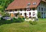 Location vacances Schonach - Cozy Apartment with Trampoline in Triberg-1