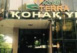 Hôtel Almaty - Hotel Terra-3