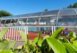 Camping avec Piscine Siouville-Hague - Camping Le Rivage-3