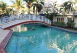 Location vacances Flic en Flac - Residence Lattanier-1