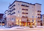 Hôtel Klosters-Serneus - Rixos Flüela Davos-1