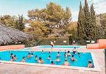 Camping avec Club enfants / Top famille Bouches-du-Rhône - Camping La Chapelette-1