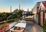 Hôtel Sultanahmet - Obelisk Hotel & Suites-3
